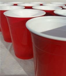 Mottoparty: Beer Pong