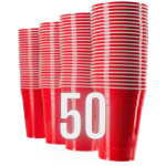 + 50 Red Cups